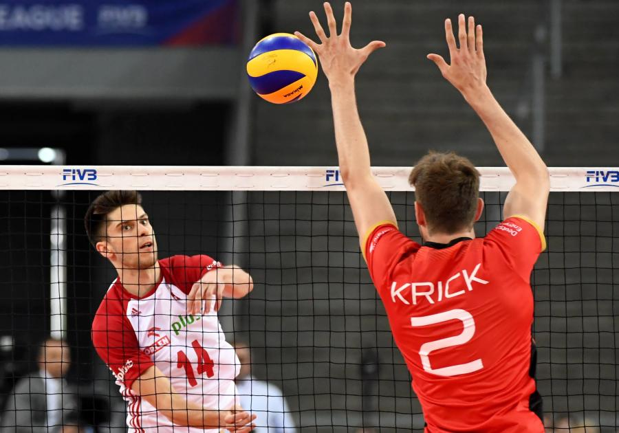 Aleksander Śliwka (L) i Tobias Krick (P)