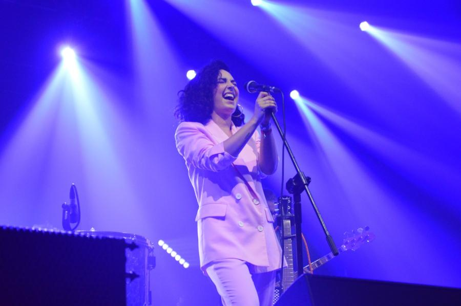 Marcelina podczas Orange Warsaw Festival. 2 czerwca 2018