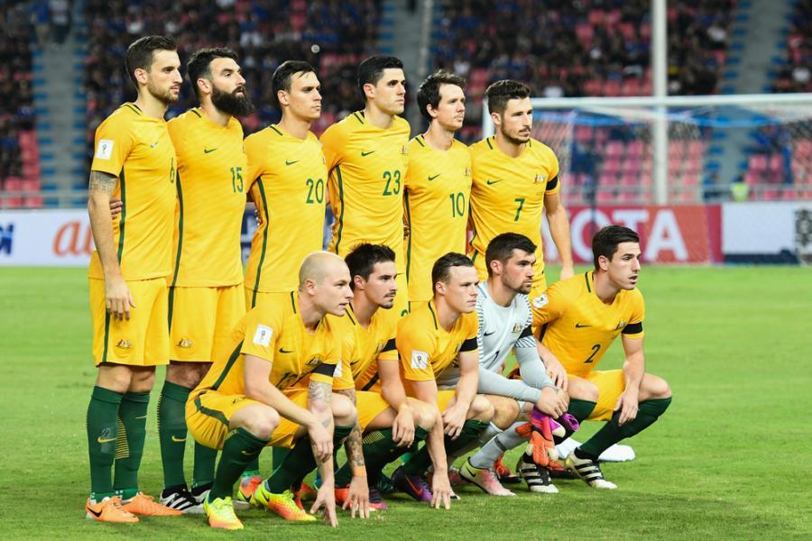 Piłkarze reprezentacji Australii