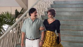 """Penélope Cruz i Javier Bardem w filmie """"Kochając Pabla, nienawidząc Escobara"""""""