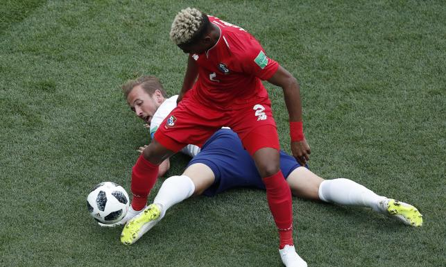 Harry Kane z trzema golami. Anglia rozbiła Panamę i awansowała do 1/8 finału