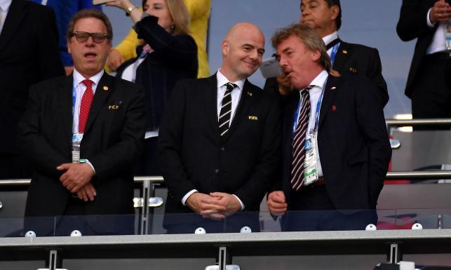 Zbigniew Boniek: Od czterech mundiali jest to samo. Byliśmy słabsi piłkarsko