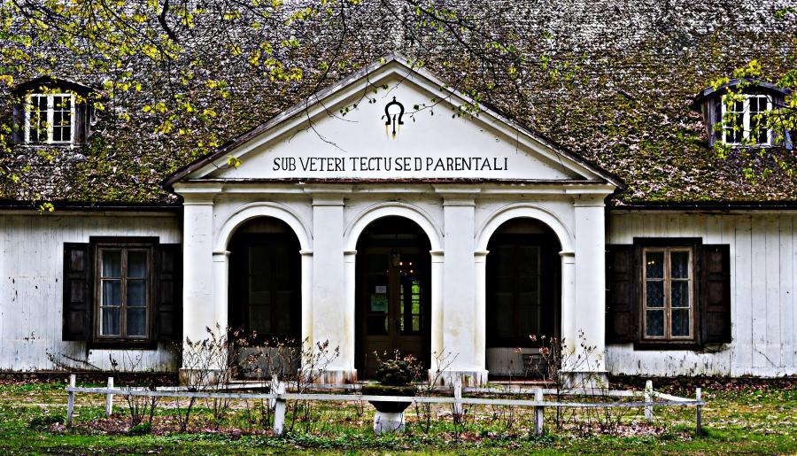 Nowa Sucha – muzeum architektury drewnianej