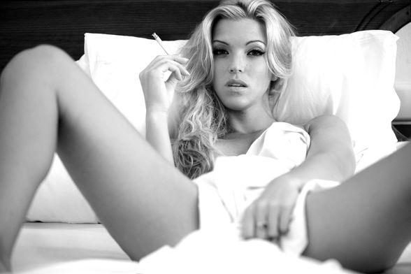 Wszystkie kochanki w jednym łóżku
