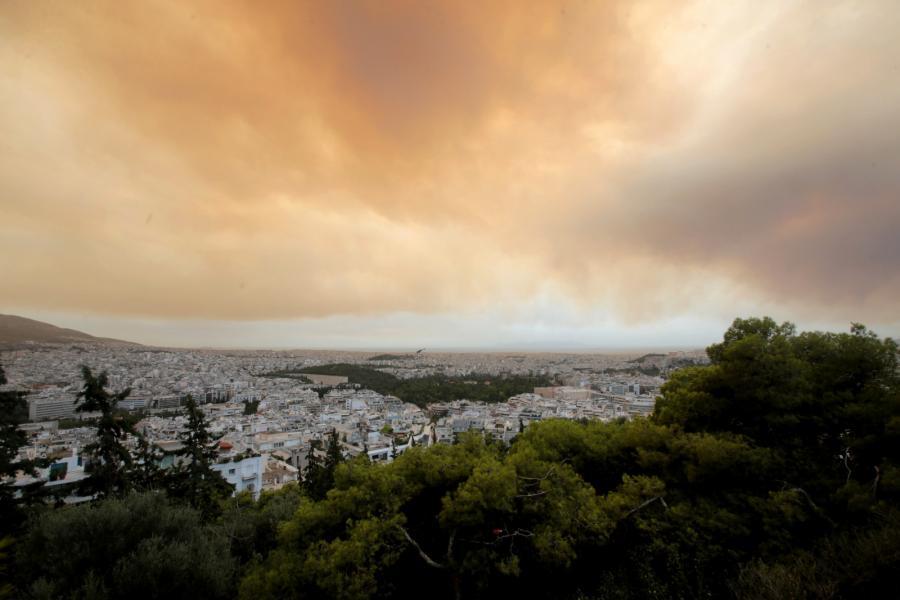 60 ofiar pożarów