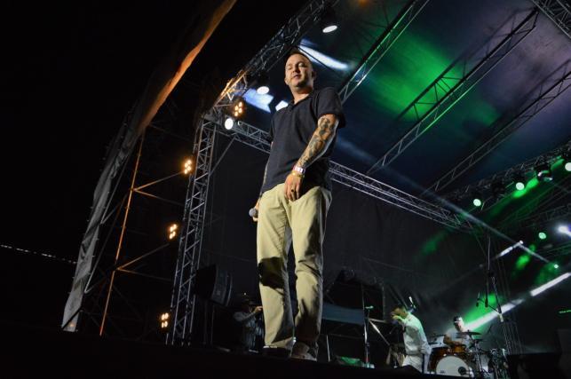 Ten Typ Mes na scenie w Płocku. Polish Hip-Hop Festival 2018