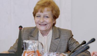 Największy wpływ na kształt prezydenckiego orędzia miała Zyta Gilowska