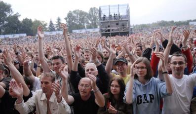 Koncerty i mecze bez piwa