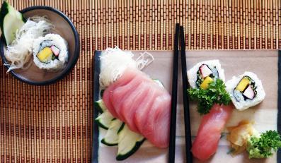 Z czym to się je, czyli trzy mity o sushi