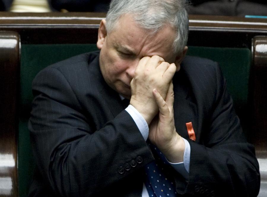 Kaczyński nie został ukarany