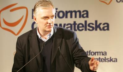 Gowin: Tusk jest arbitrem, a nie stroną