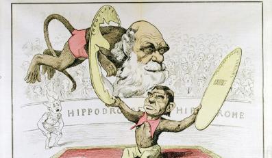 Darwin: Geniusz, którego wyśmiano