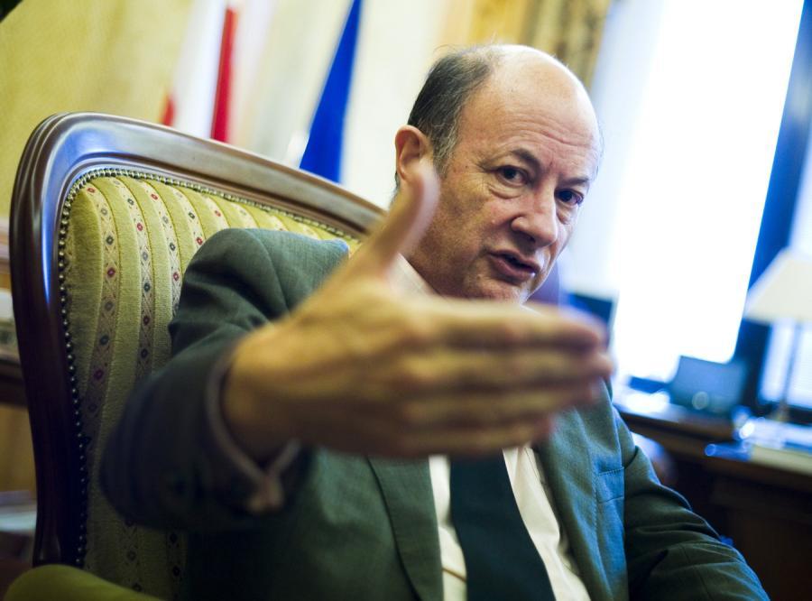 Minister finansów zrugał prezesa PiS