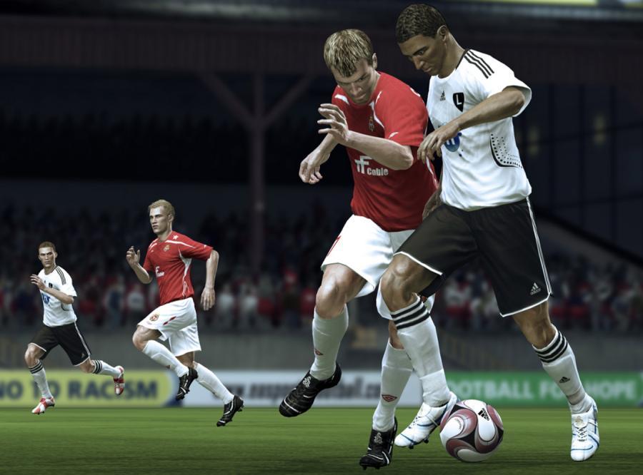 Legia pokonała Lecha w wirtualnym meczu