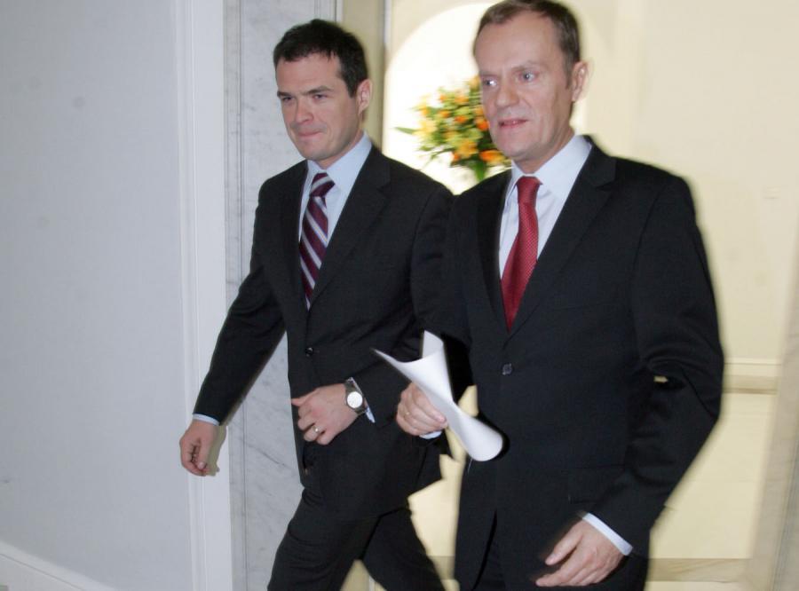 Sławomir Nowak odwołał słowa o grożącym Polsce bankructwie