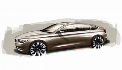 BMW jakiego nie było - Concept 5 Gran Turismo