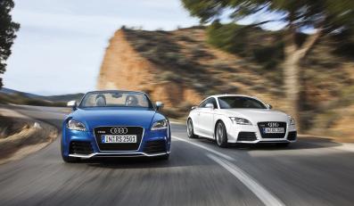 Audi TT RS, czyli 300 KM w 5 sekund