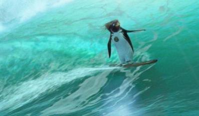 NA FALI (SURF'S UP)FOT. UIP