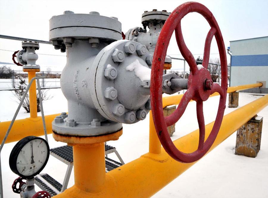 Ukraina zakręciła nam gazowy kurek