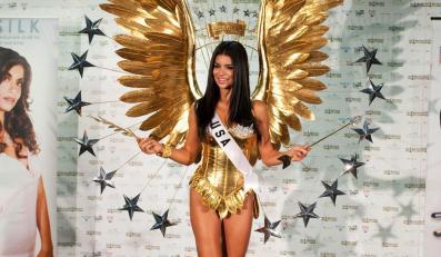 Miss USA w stroju narodowym