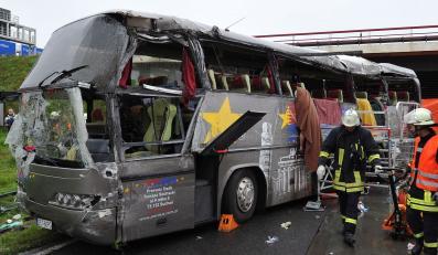 Wypadek polskiego autokaru. Są zabici i ranni