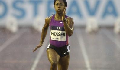 Mistrzyni olimpijska Fraser biegła na dopingu