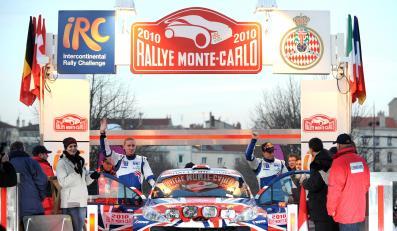 Sto opon na 100-lecie Rajdu Monte Carlo