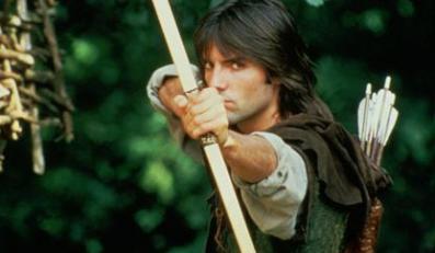 Michael Pread - najprzystojniejszy z Robinów