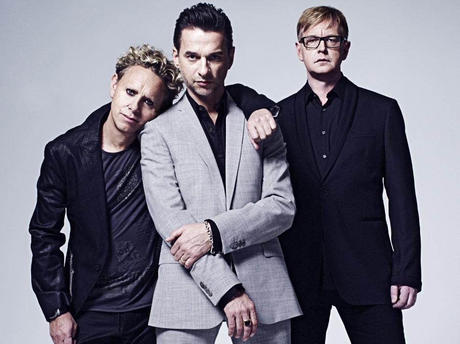 Depeche Mode wchodzi do studia
