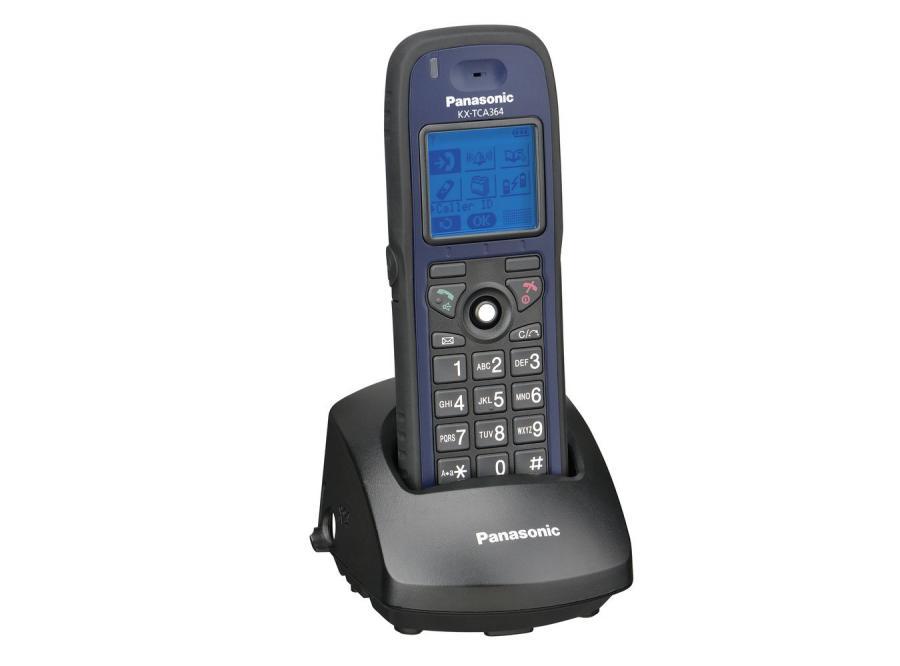 Telefon Panasonica do zadań specjalnych