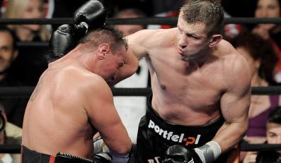 Tomasz Adamek na ringu
