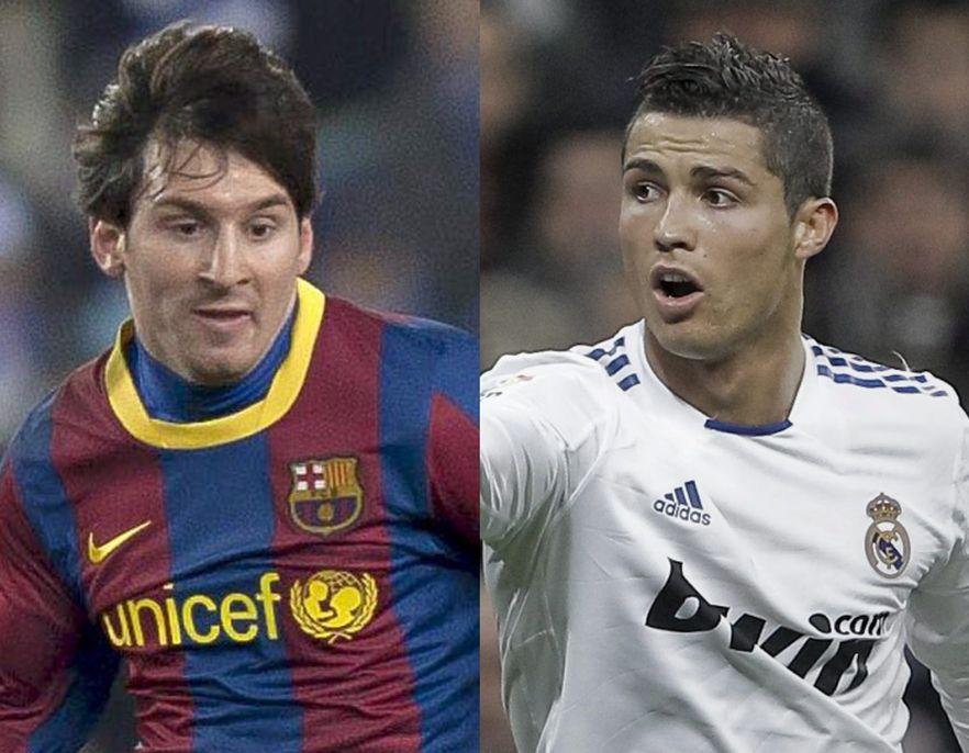 Pojedynek gigantów. Messi vs. Ronaldo w lutym w Londynie