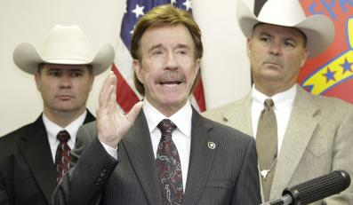 Chuck Norris wystąpił w reklamie. Czeskiej