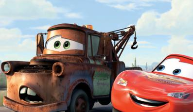 """""""Auta 2"""" w podróży za jeden uśmiech"""