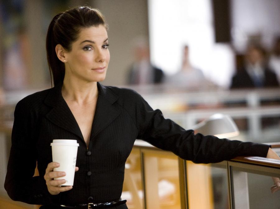 Sandra Bullock w filmie \