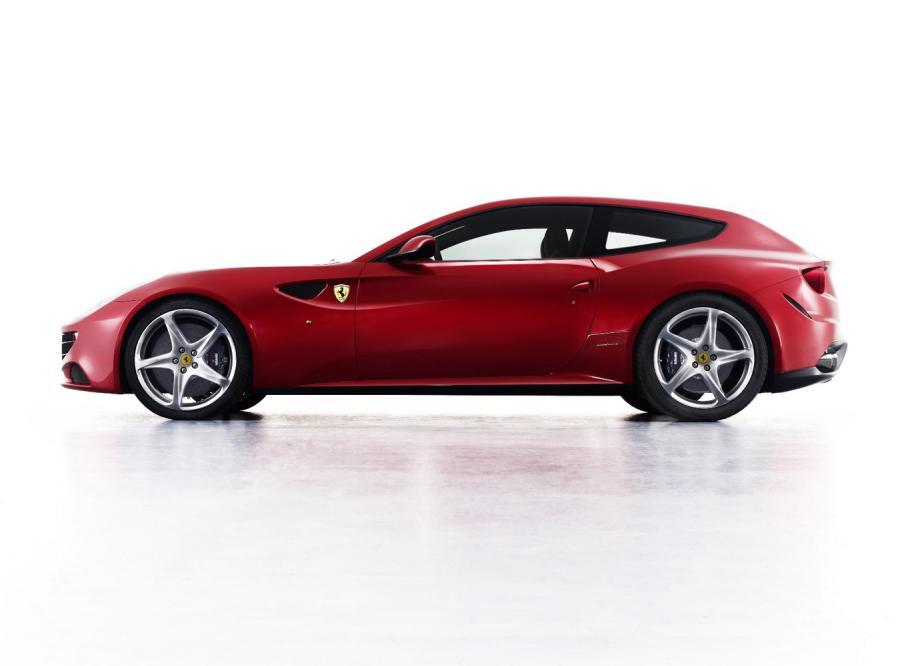 Opona dla nowego Ferrari 4x4. Też możesz taką mieć