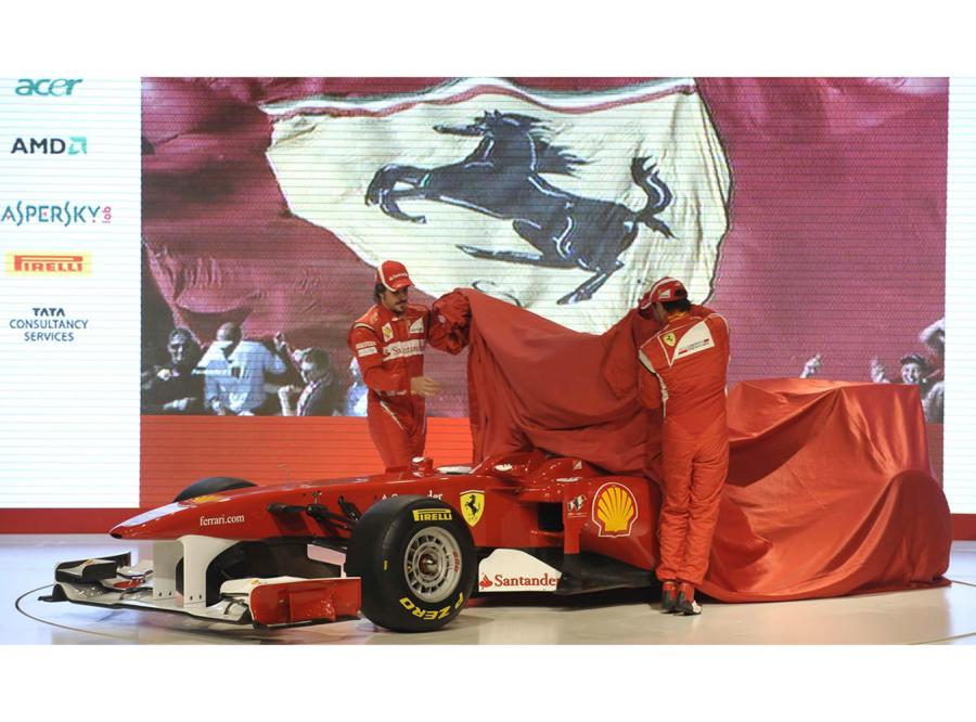 Prosto z gniazda Ferrari! Oto nowa broń Alonso i Massy