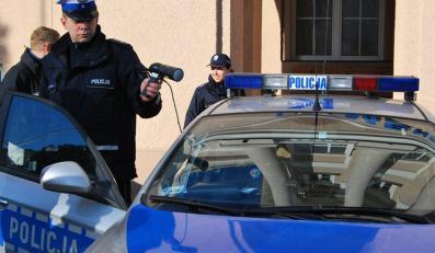 Policja eksperymentuje na kierowcach! Mają niezwykłą broń