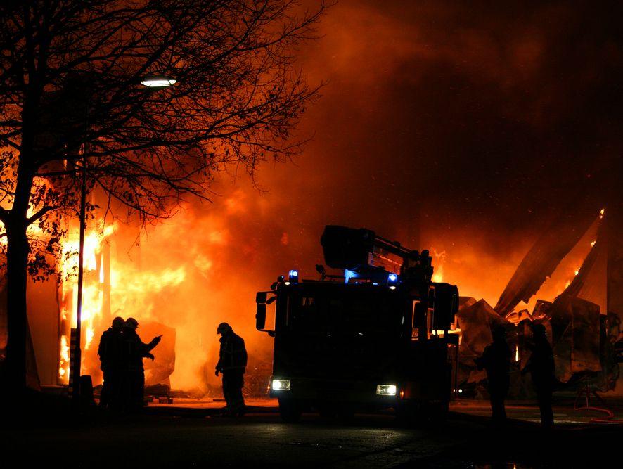 Straż pożarna: tragiczne statystyki
