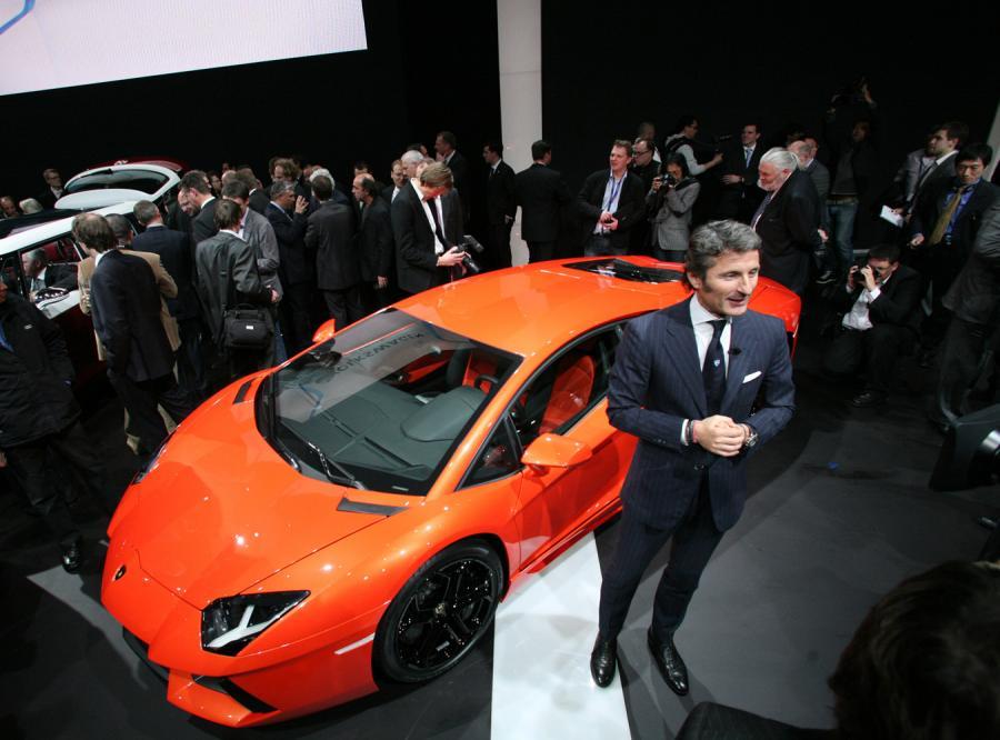 Polska firma Super Premium Cars S.A. (SPC) podpisała umowę na sprzedaż samochodu Lamborghini Aventador LP 700-4
