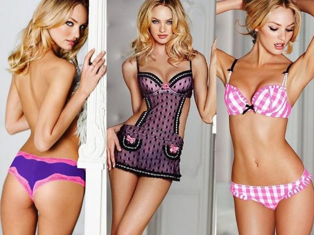 Aniołki Victoria's Secret w fantazyjnej bieliźnie - znów w akcji!