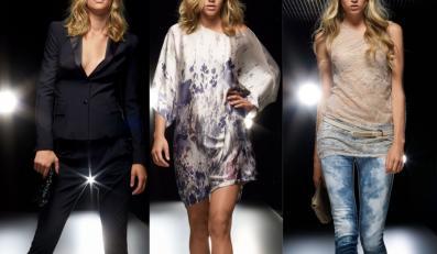 Sisley - kolekcja wiosna/lato 2011, ubrania na imprezę