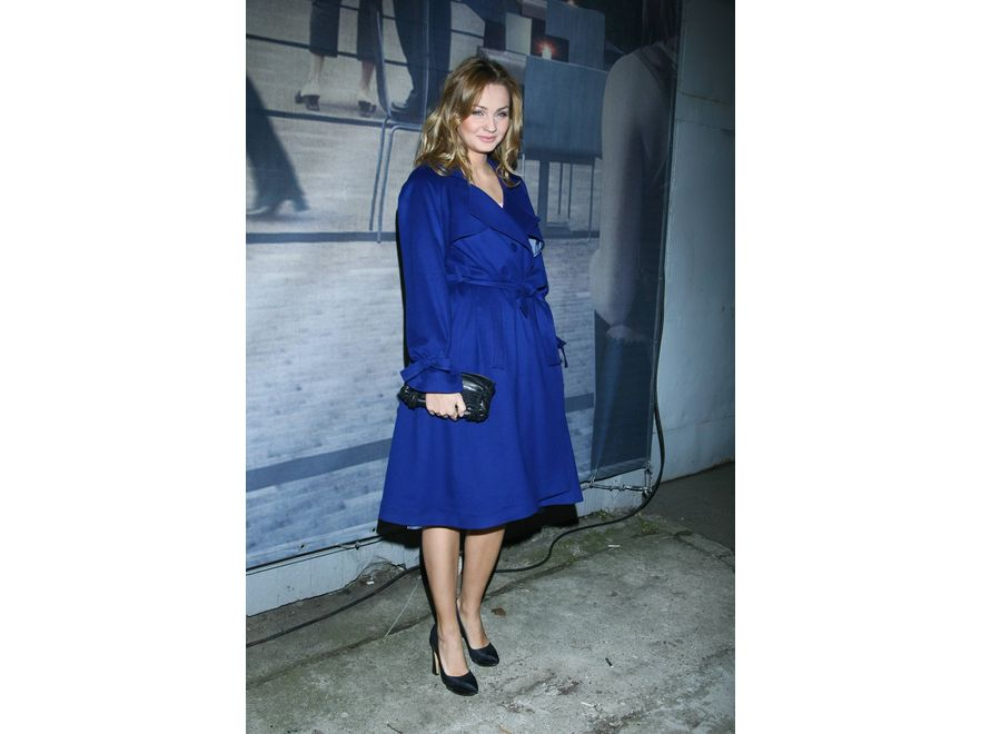 Małgorzata Socha w wieczór rozdania Oskarów Fashion 2011