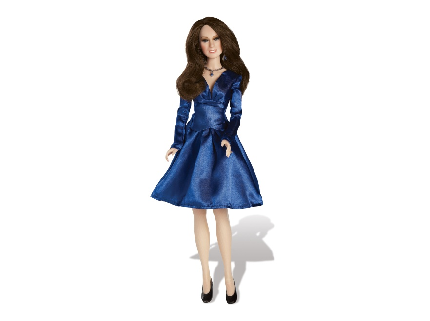 Lalka Kate Middleton