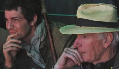 """Peter Weir na planie """"Niepokonanych"""""""