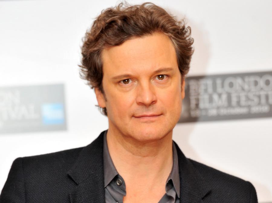 Colin Firth legendarnym redaktorem