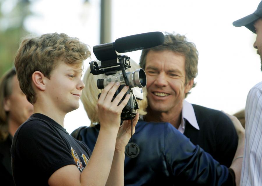 Jack i Dennis w 2003 roku