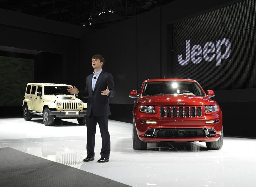 Oto najszybszy jeep wszech czasów