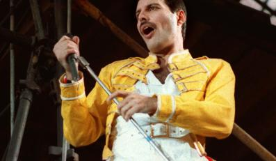 Sacha Baron Cohen idealnym Freddiem Mercurym