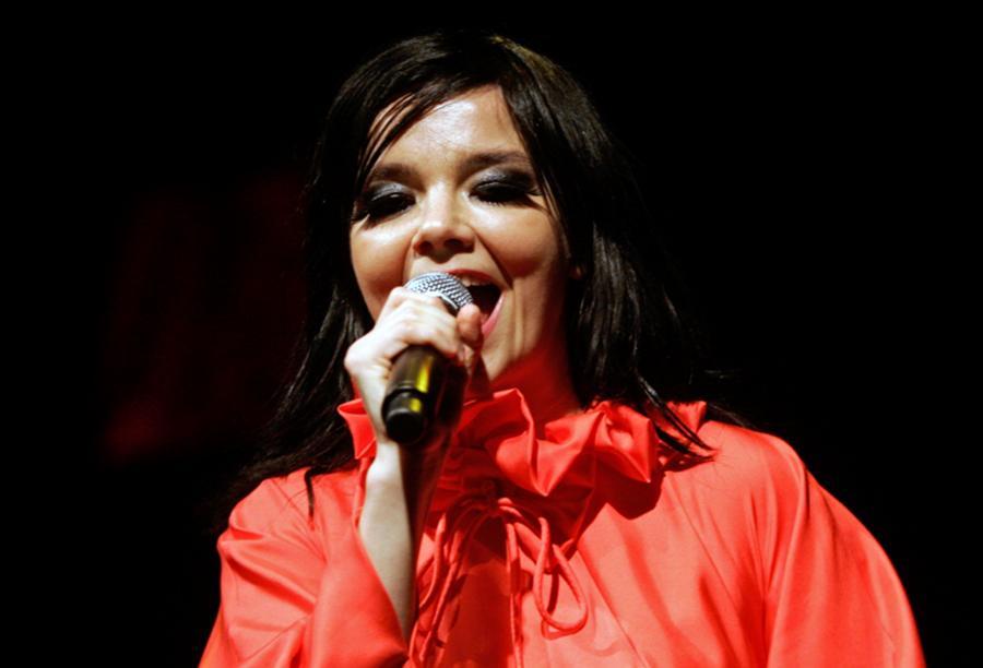 Björk za chwilę z nową płytą